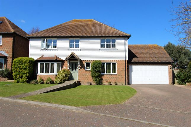 4 bed detached house for sale in Walnut Close, Broadstairs CT10