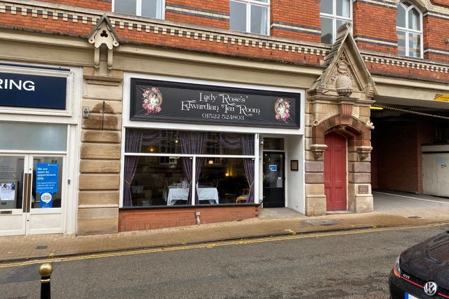 Thumbnail Restaurant/cafe to let in Free School Lane, Lincoln