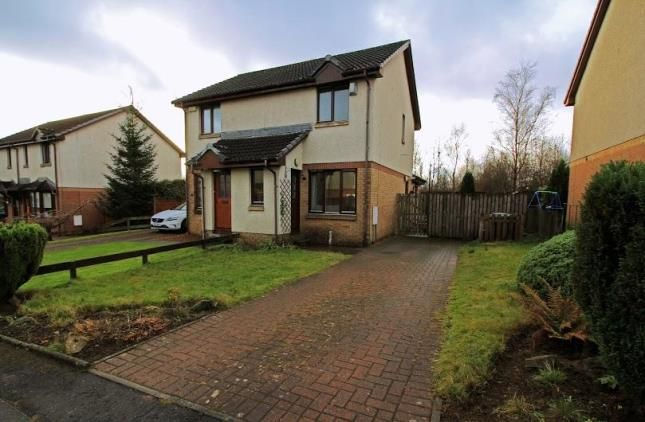 Thumbnail Semi-detached house for sale in Craigvale Crescent, Airdrie, North Lanarkshire