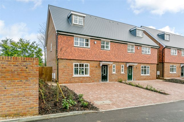 Thumbnail Semi-detached house for sale in Rocks Hollow, Southborough, Tunbridge Wells, Kent