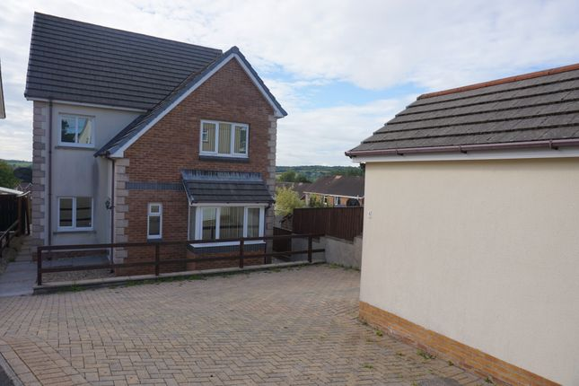 Detached house for sale in Llys Bethesda, Tumble, Llanelli