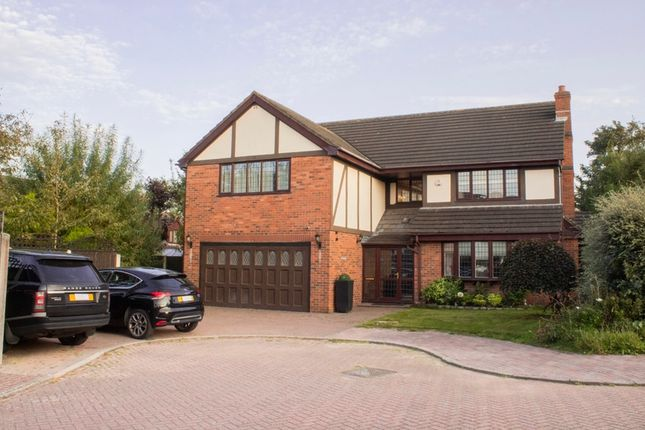 Thumbnail Detached house for sale in St. Josephs Close, Blackpool