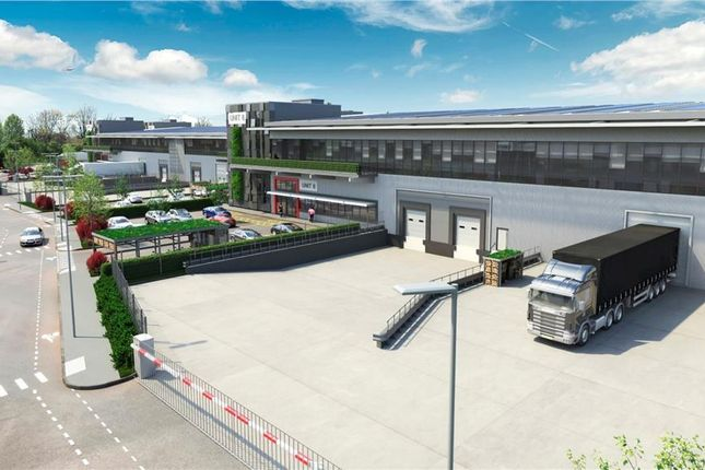 Thumbnail Industrial to let in Segro Park Tottenham, White Hart Lane, London, Greater London