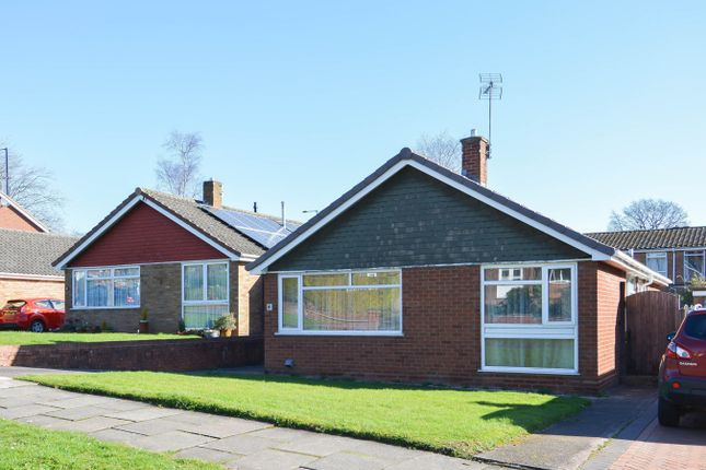 Thumbnail Bungalow for sale in Fitz Roy Avenue, Harborne, Birmingham