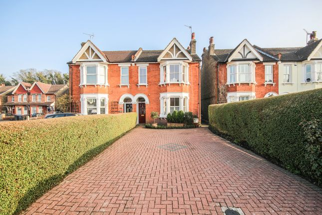 4 bed semi-detached house for sale in Whytecliffe Road North, Purley, Surrey CR8