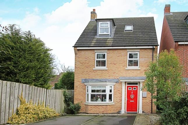 Thumbnail Detached house for sale in Church View Drive, Old Tupton, Chesterfield, Derbyshire