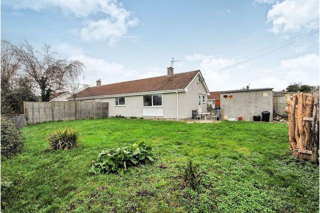 Thumbnail Semi-detached bungalow for sale in Grange Road, Highbridge