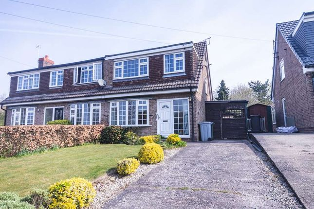 3 bed semi-detached house for sale in Tytherington Drive, Macclesfield SK10