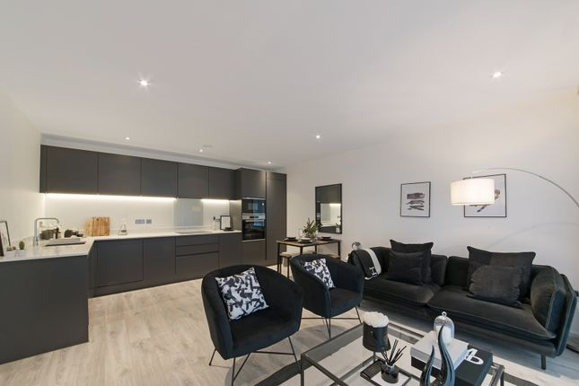 Thumbnail 2 bed flat for sale in Calum Court, Central Purley