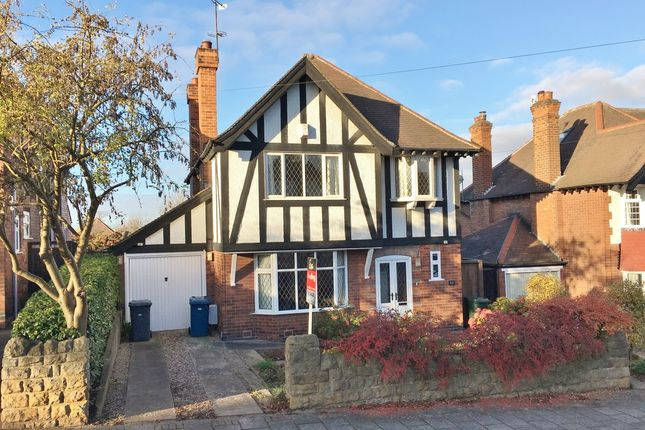 Thumbnail Detached house for sale in Harrow Road, West Bridgford