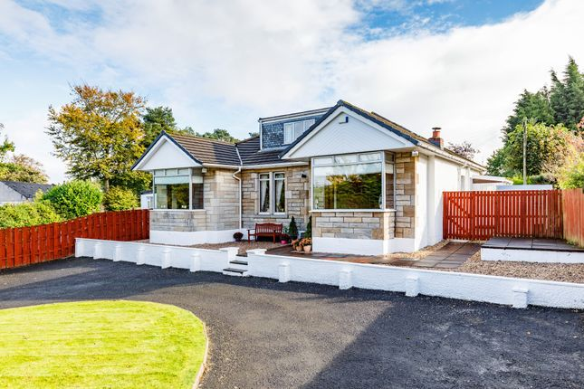 Thumbnail Detached bungalow for sale in 17 Rysland Avenue, Newton Mearns