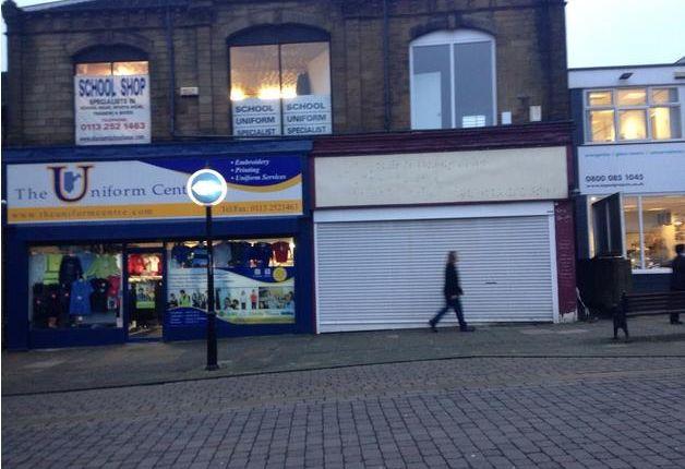 Thumbnail Commercial property to let in Queenscourt, Queen Street, Morley, Leeds