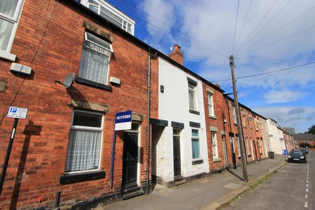 Front of Langdon Street, Sheffield S11