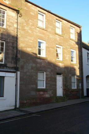 Thumbnail Flat to rent in Church Street, Berwick Upon Tweed, Northumberland