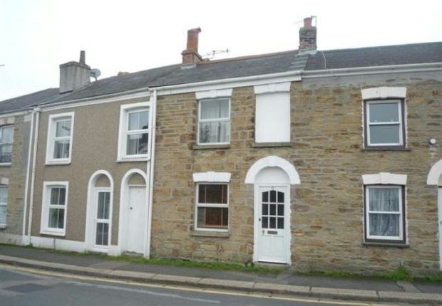 Thumbnail Terraced house to rent in Albert Place, Truro