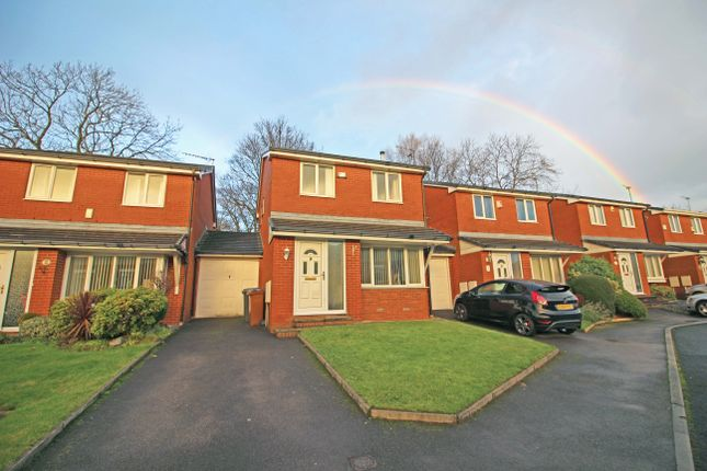 3 bed detached house for sale in Newbank Chase, Chadderton, Oldham