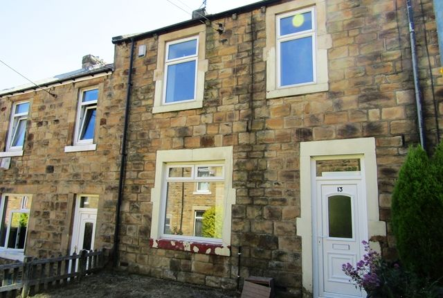 Thumbnail Terraced house to rent in Burnley Street, Blaydon-On-Tyne