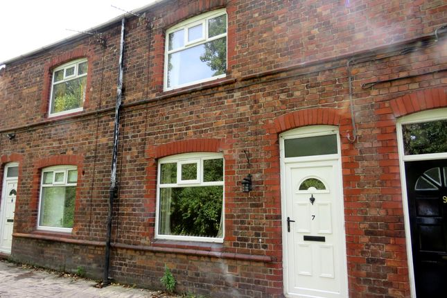 Thumbnail Terraced house for sale in Wade Street, Northwich