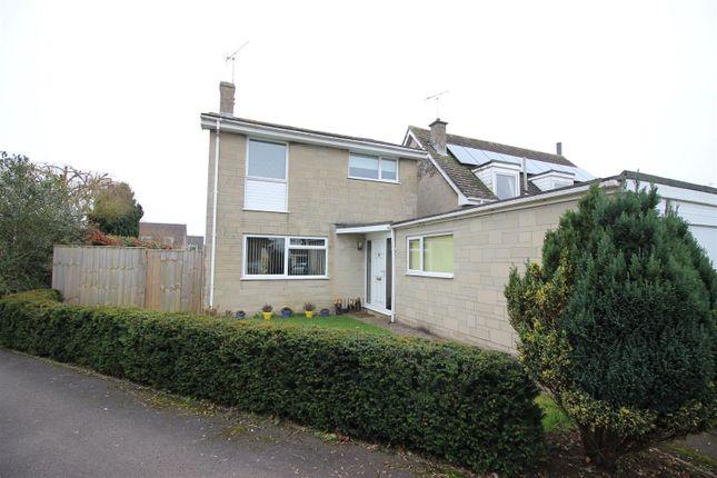 Thumbnail Detached house for sale in Lee Crescent, Sutton Benger, Chippenham