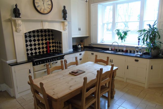 Thumbnail Detached house to rent in Bishton, Newport