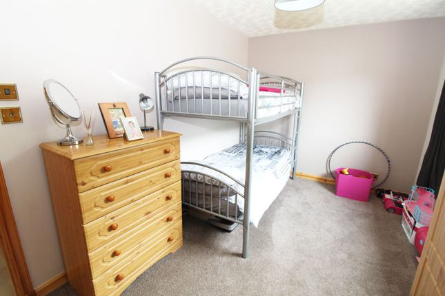Bedroom Two of Balgownie Brae, Aberdeen AB22
