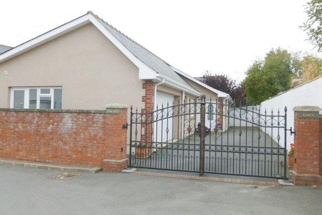 Thumbnail Bungalow to rent in La Rue De L'eglise, St. Peter, Jersey