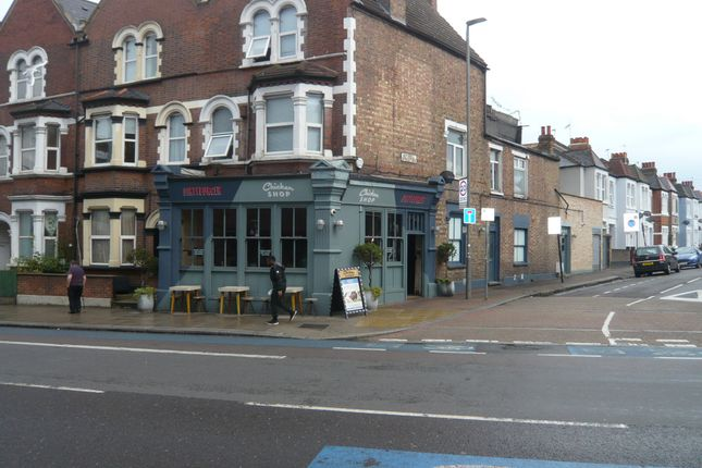 Thumbnail Restaurant/cafe to let in 141 Tooting High Street, Tooting