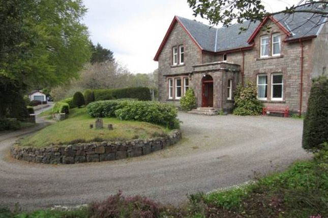 Thumbnail Detached house for sale in Manse Lane, Portree, Isle Of Skye
