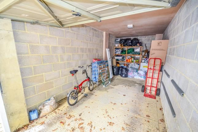 Garage of 2 Northlands Road, Southampton, Hampshire SO15
