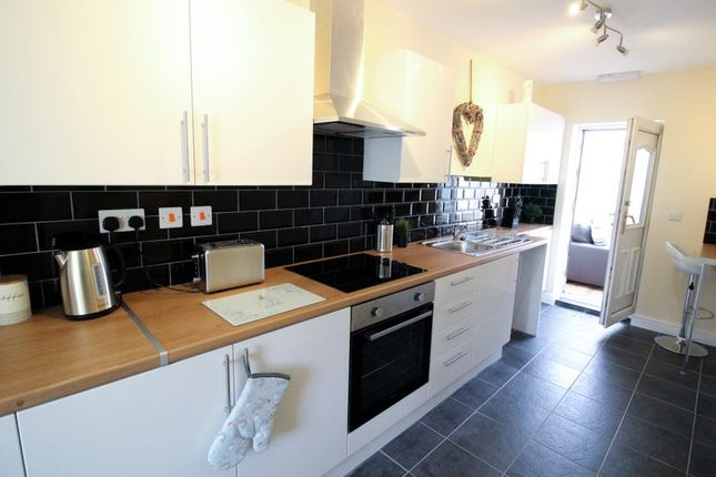 Thumbnail Shared accommodation to rent in Southfield Road, Doncaster