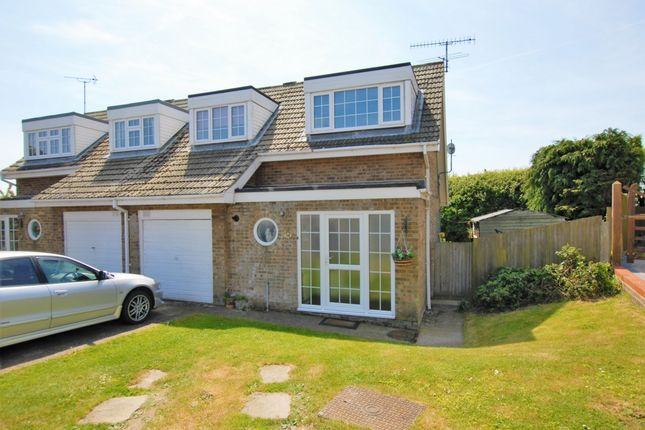 Thumbnail Semi-detached house for sale in Nursery Fields, Hythe