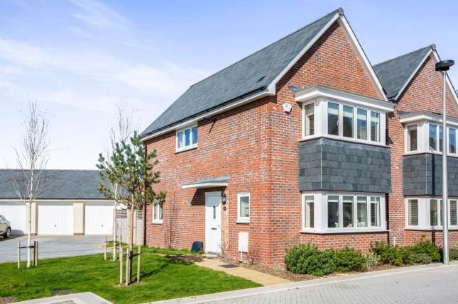Thumbnail Semi-detached house for sale in Budleigh Salterton, Devon