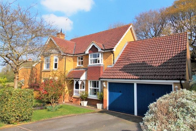 Thumbnail Detached house for sale in Barefoot Close, Tilehurst, Tilehurst