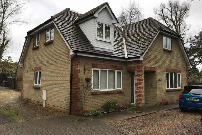 Thumbnail Land to rent in Guildford Road, Chertsey