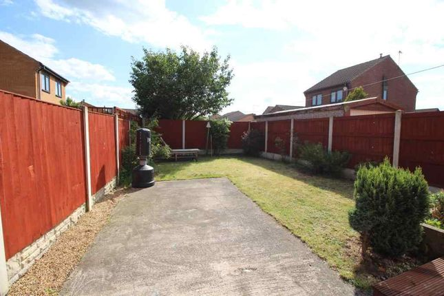 Garden At Back of Bellrope Acre, Armthorpe, Doncaster DN3