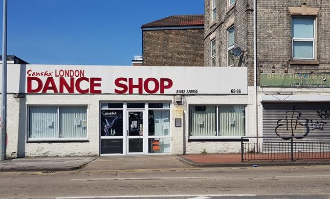 Thumbnail Commercial property for sale in 67 Park Street, Hull, East Riding Of Yorkshire