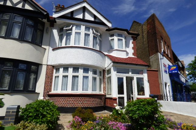 Thumbnail Semi-detached house for sale in Bury Street West, London