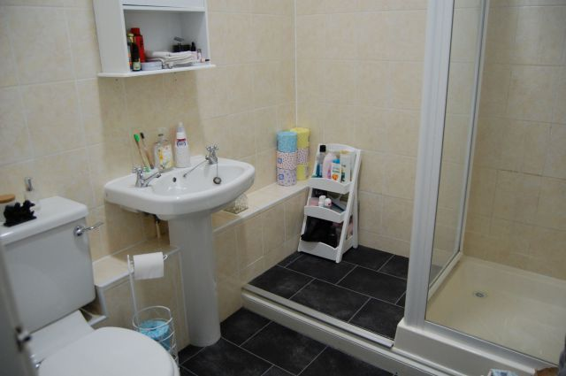Shower Room of Wellingborough Road, Abington, Northampton NN1