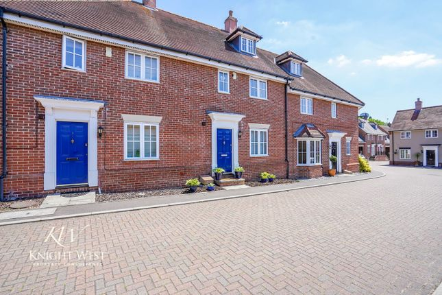 Town house for sale in Philbrick Close, Colchester