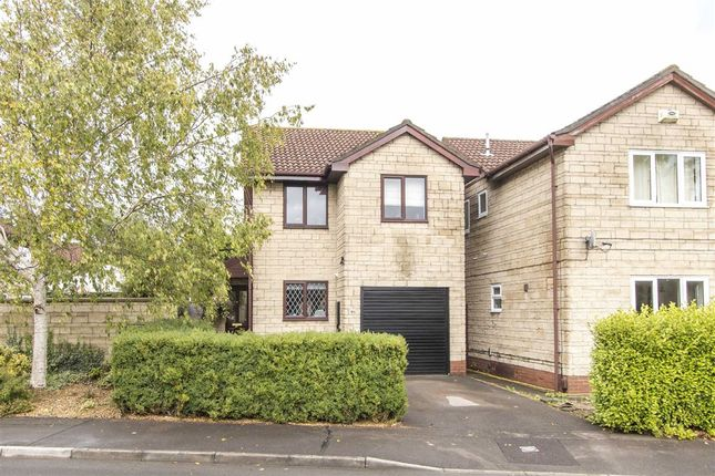 Thumbnail Detached house for sale in Paddock Close, Bradley Stoke, Bristol