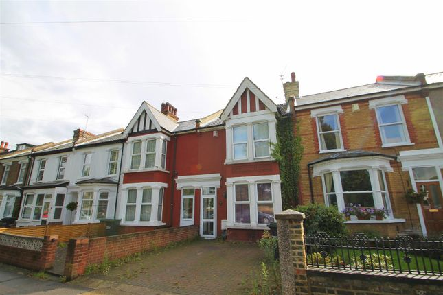 Thumbnail Terraced house to rent in Dashwood Road, Gravesend