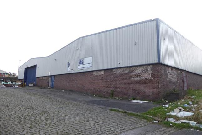 Thumbnail Light industrial to let in 21 Broughton Road East, Salford, Greater Manchester