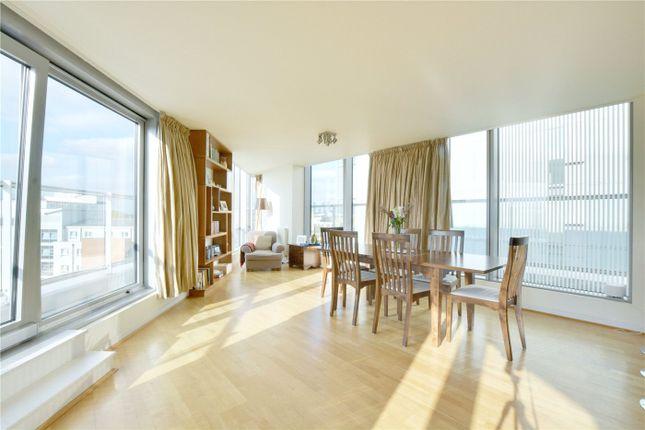 Lounge of Atrium Heights, 4 Little Thames Walk, Deptford, London SE8