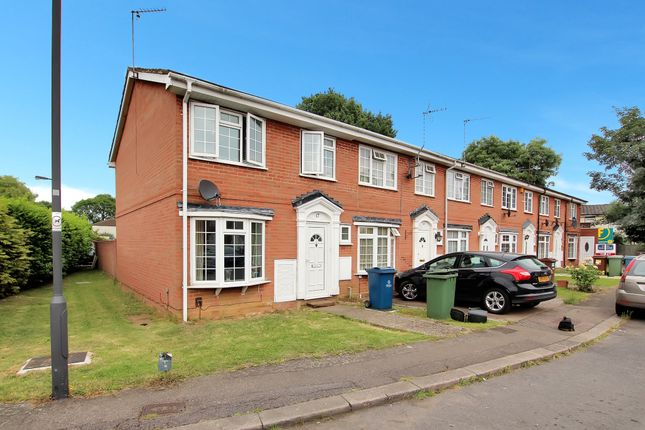 Thumbnail End terrace house to rent in Verwood Road, Harrow