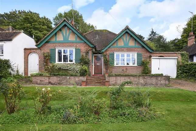 Thumbnail Detached bungalow for sale in Clements Road, Chorleywood, Rickmansworth