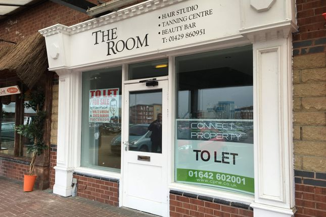 Thumbnail Retail premises to let in Unit 2 Navigation Point, Hartlepool Marina