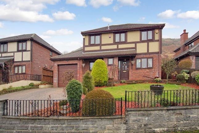 4 bed detached house for sale in 3, Oaklands Drive, Ystrad, Ystrad, Rct