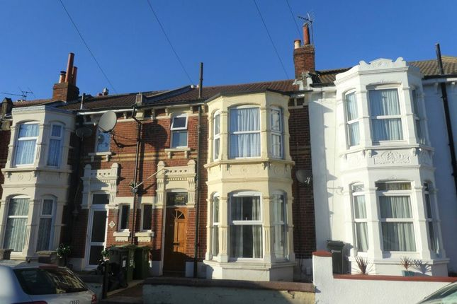 Thumbnail Flat to rent in Ophir Road, Portsmouth