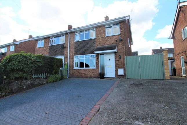 3 bed semi-detached house for sale in Ffordd Madoc, Llay, Wrexham LL12