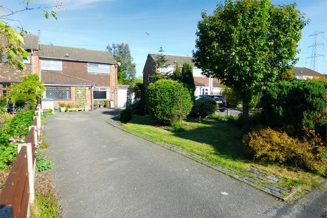 Thumbnail Semi-detached house for sale in Rugby Drive, Macclesfield, Cheshire